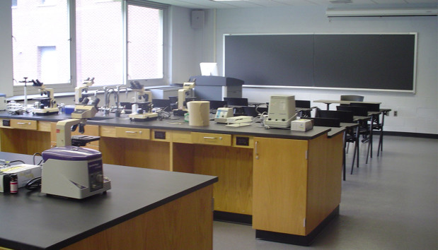 Rider University Science Labs