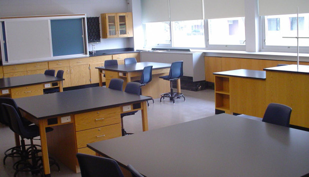 Rider University Science Lab