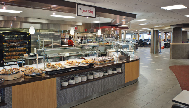 Rider University Daly Dining