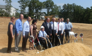 Project Freedom, Toms River Groundbreaking