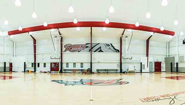 Rider University NCAA Division 1 Basketball Practice Facility