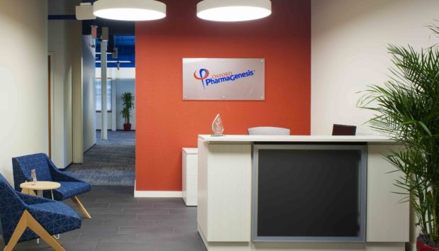 Cricklewood Realty Associates-Oxford PharmaGenesis Office Fitout